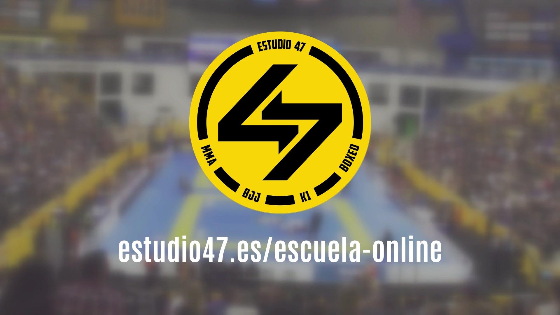 Estudio 47 Escuela Online BJJ MMA